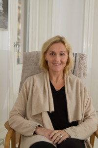 Psykolog Kristina Lindstrand
